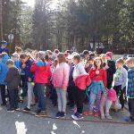 Naši štvrtáci a škola v prírode