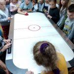 Vzdušný hokej – turnaj v ŠKD