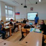 Vzdelávanie na tému Erasmus+ a e-twinning – webinár Juraja Hipša