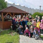 ZŠ Nábrežná na návšteve u seniorov v Kysuckom Novom Meste
